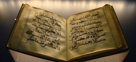 Placing kitab in a bad place
